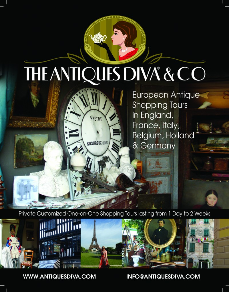 European Antique Shopping Tours France England Italy Sweden Belgium