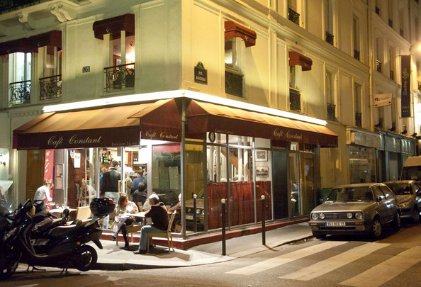 Cafe Constant Paris Restaurant