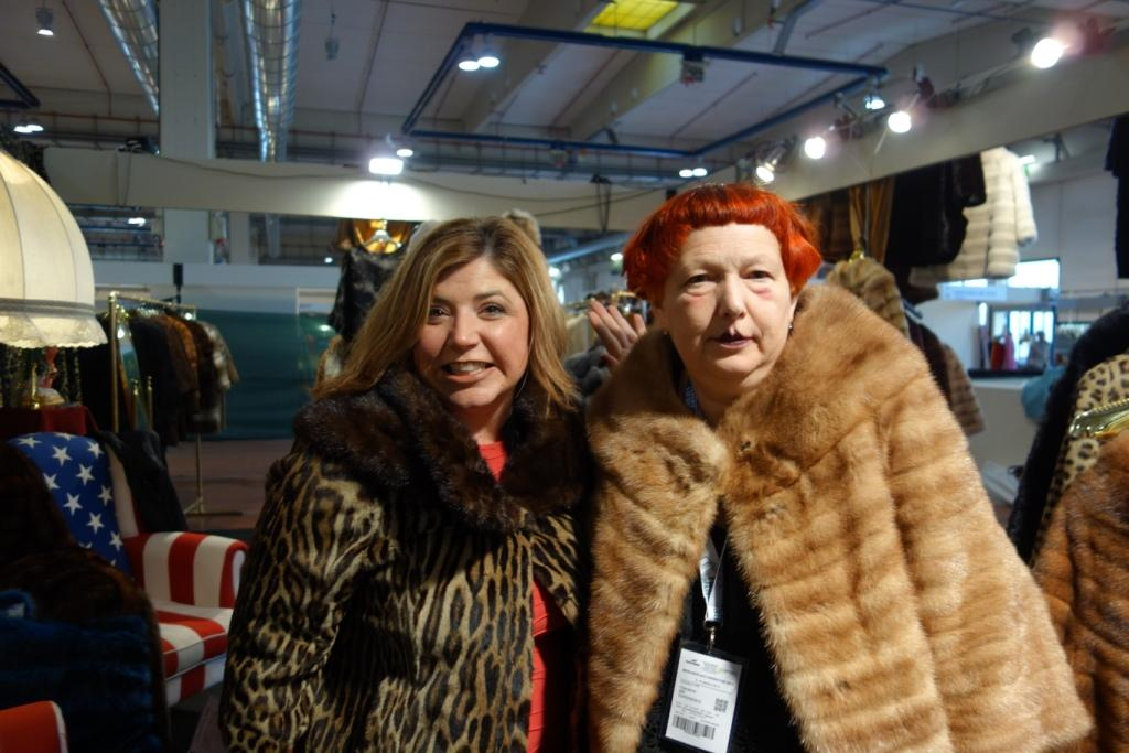 Antiques Diva and Lynn Yaeger