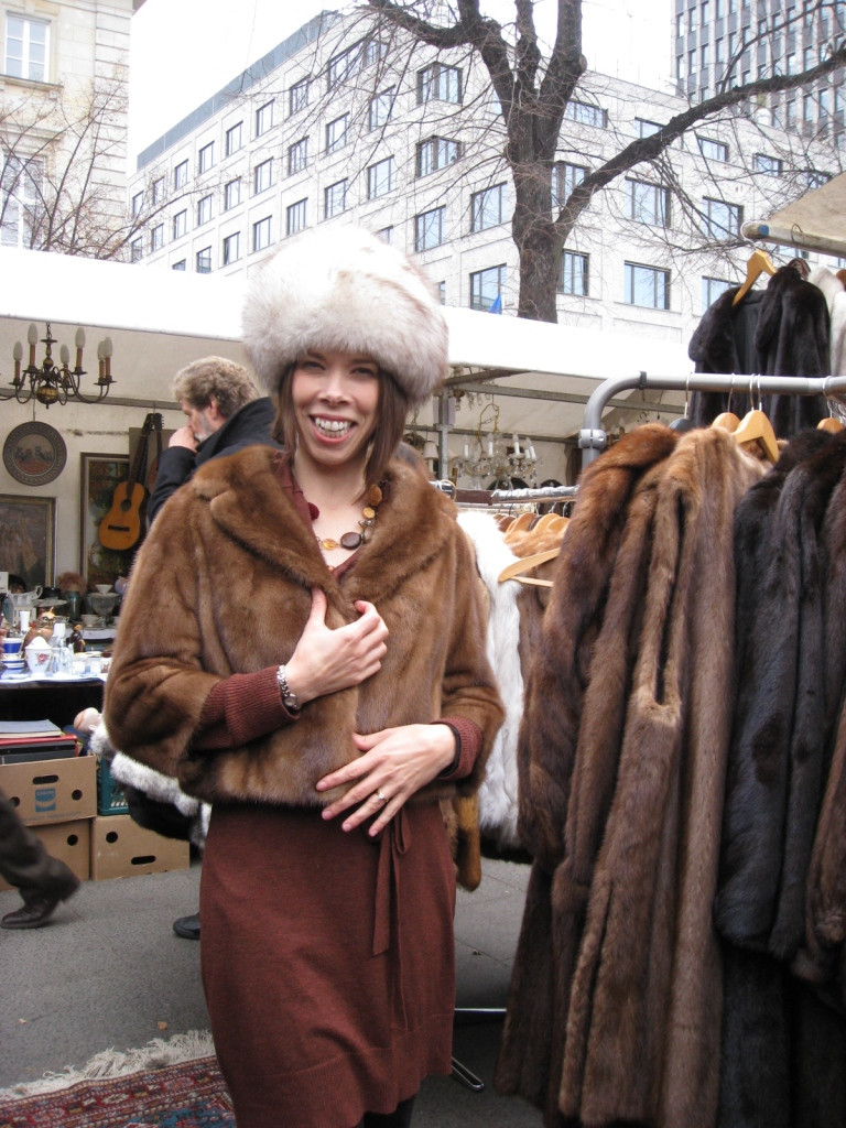 Fur Coat Berlin