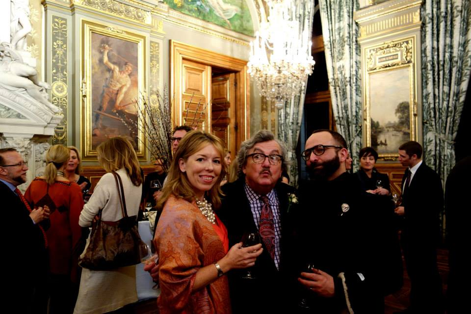 Americans in paris party the antiques divathe antiques diva for Deco in paris