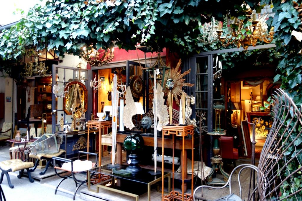 Paris Flea Market Tours