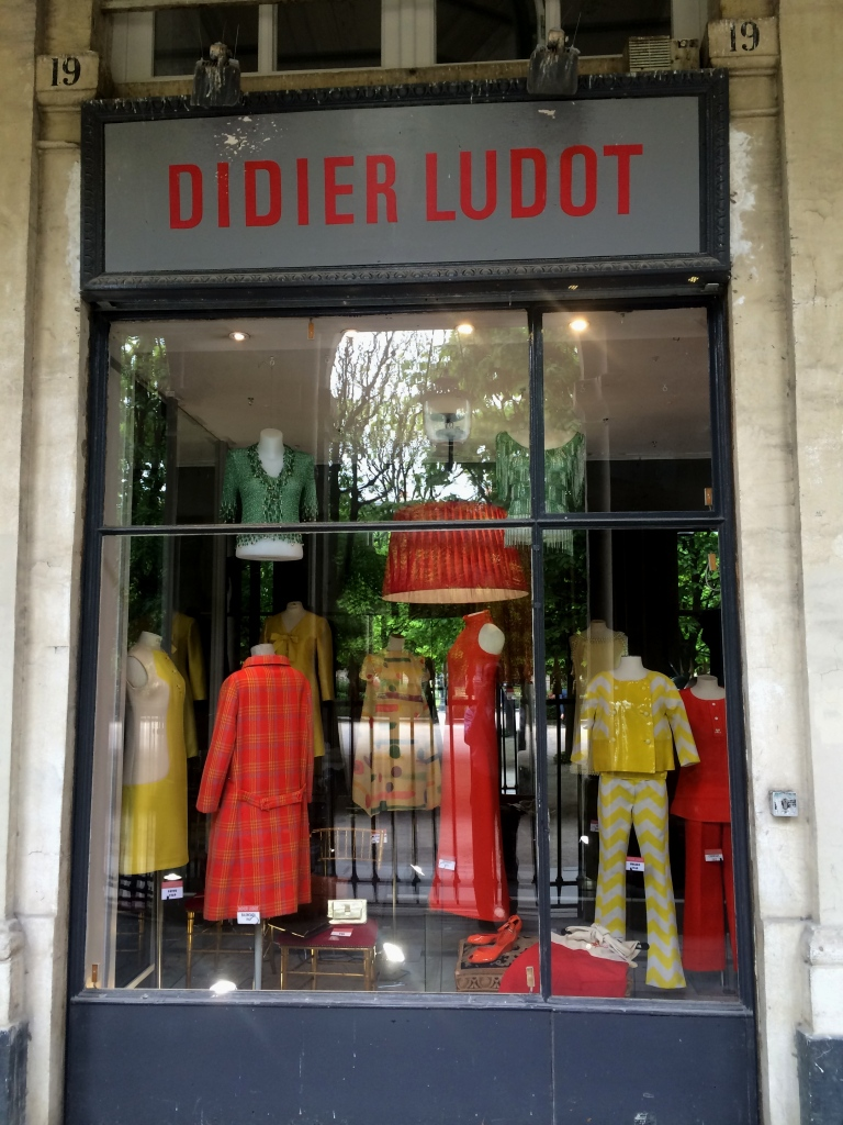 Vintage Chanel, Didier Ludot, Vintage Shopping in Paris, City of Light, The Antiques Diva
