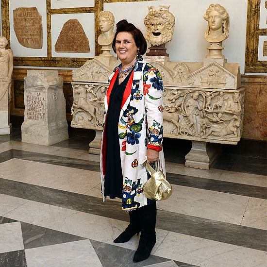 Suzy Menkes, Fashion Editor, International Vogue, International Herald Tribune,
