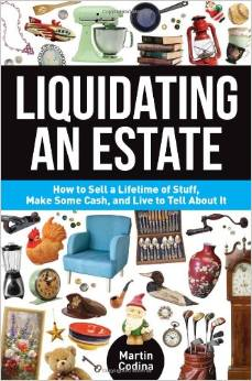 martin codina liquidating an estate, estate sale tips, how to handle an inheritance,