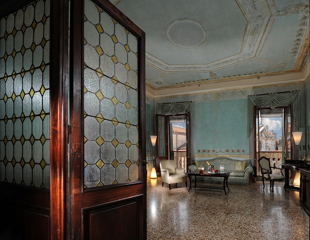 Best Hotels in Venice, The Antiques Diva, PALAZZO VITTURI