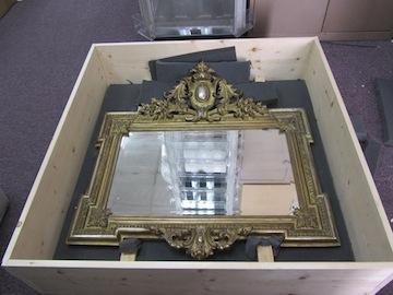How Much Does It Cost to Fill a Container with Antiques, Filling a container, Shipping antiques from Europe, Antiques Diva Tours, Antiques Diva Buying Services,