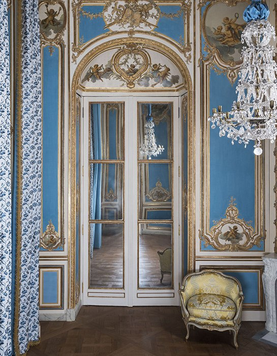 18Th Century French Interior Design