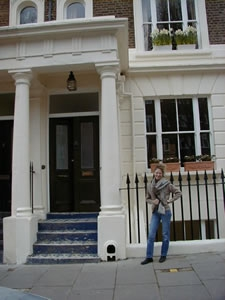 The Main House, Portobello, London Hotel Tips, Veronika Miller, Modenus, London B&Bs,