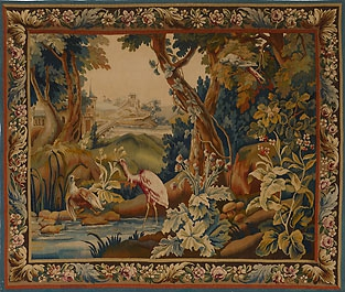 Antique Tapestries, Antiques Diva Buying Tours, Sourcing European Antiques