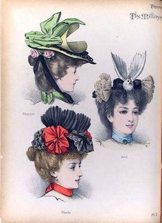 19th C hats, English Traditions, Fascinator, Princess Beatrice of York, Extravagant hats, headdress, London Fashion Week