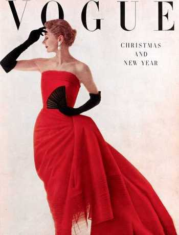 Vogue Magazine, Decorating with vintage Vogue magazine covers, Charlotte Moss, Flea market finds,
