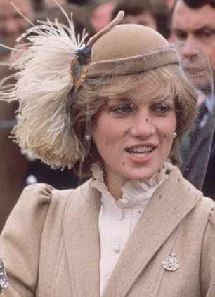 Diana In Pembrokeshire, English Traditions, Fascinator, Princess Beatrice of York, Extravagant hats, headdress, London Fashion Week, Princess Di