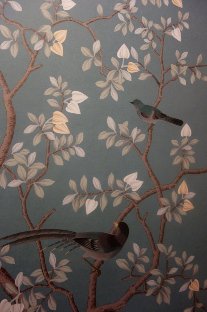 Fromental, Nobelinks, Antiques Diva, Luxury Wallpaper, Custom-made wallpaper, hand-painted wallpaper, London design, Bespoke wallpaper