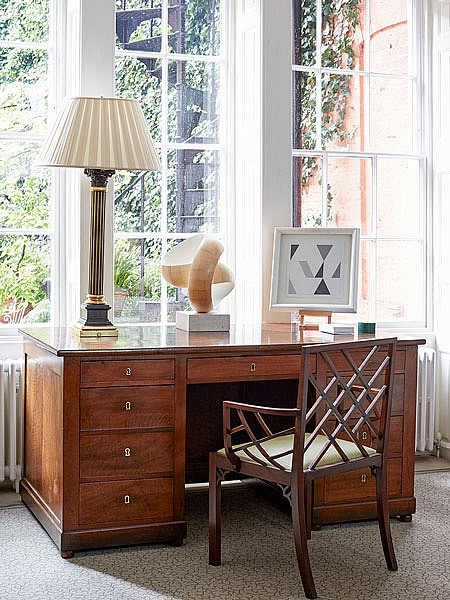 Colefax & Fowler, London Antiques, Nancy Lancaster, Using Antiques in Modern Ways, Antiques Diva, English Designers,