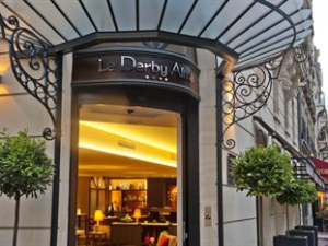 Hotel Derby Alma, Paris Hotel Recommendations, Where to stay in Paris, Paris hotel tips