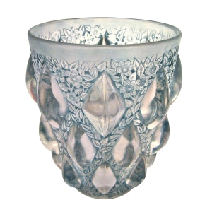 rene lalique rampillion vase, The HighBoy, Olga Granda-Scott, Holiday Gift Guide