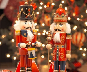 Nutcrackers, Christmas Traditions, European Christmas, German Nutcrackers