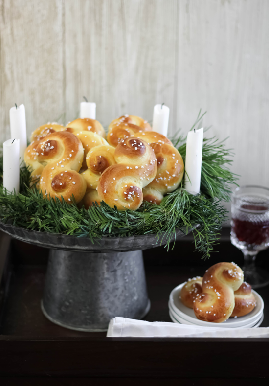 St Lucia Buns Sprinkle Bakes, Saint Lucia Day, Sweden Christmas Traditions, International Holidays, December 13, Saint Lucia Buns, Winter Solstice, Swedish Traditions