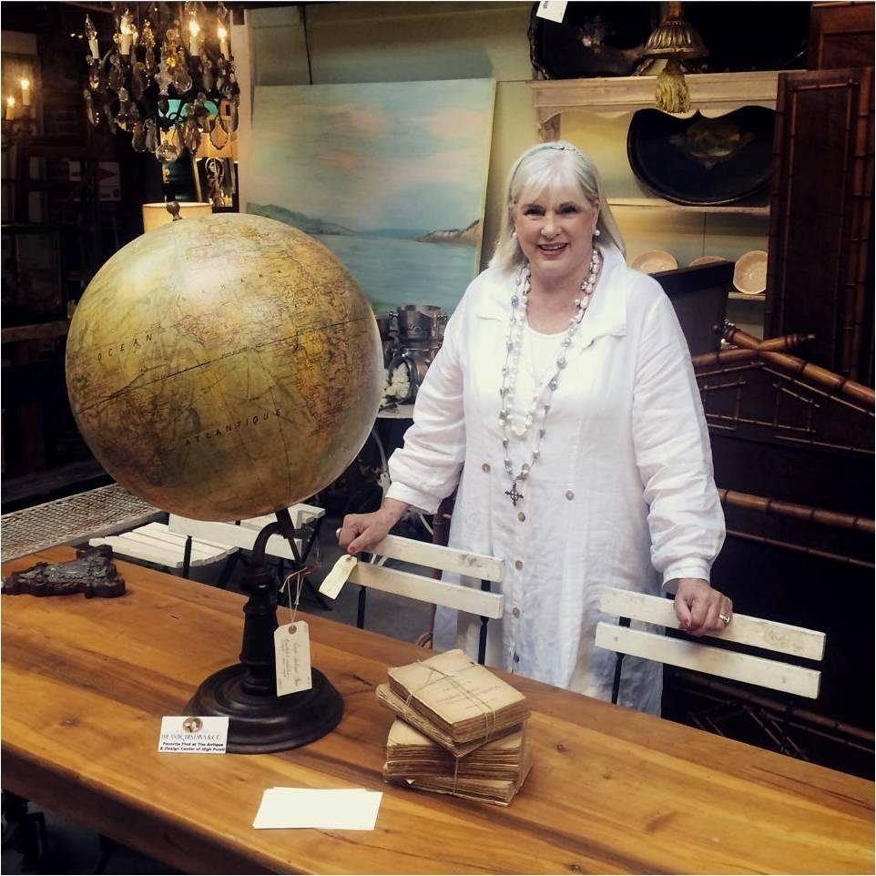 High Point Furniture Market, The Antiques Diva, Toma Clark Haines, Design Trends, Antique & Design Center, Antiques Tours, High Point Market,