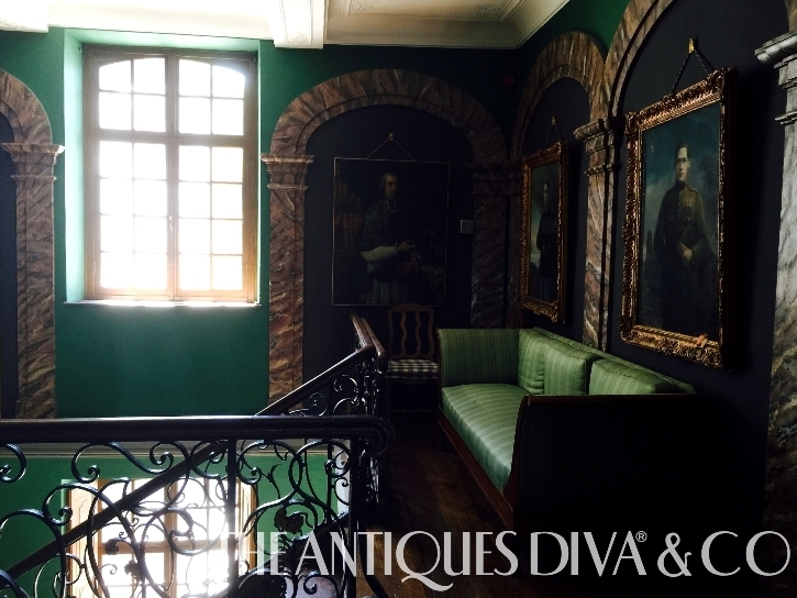 Chateau de Deulin, Antiques Diva Tour, Buying Antiques in Belgium