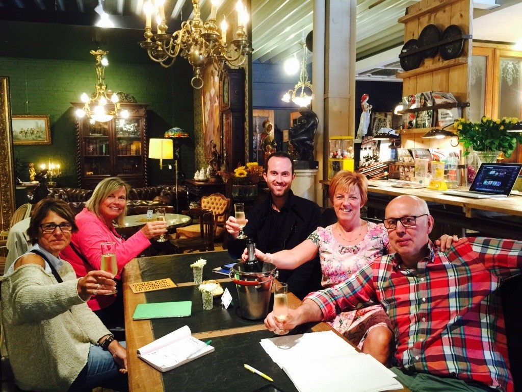 Muddy Boot Antiques, Lorie Combias, Antiques Diva Buying Tours, Buying Antiques in Europe, Antiques Diva Review, Sourcing Antiques in Belgium,
