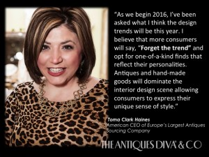 2016 Trend Forecast by Toma Clark Haines