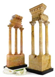 All Roads Lead to Roman Ruins- Guest Blog by Piraneseum Ruins statues