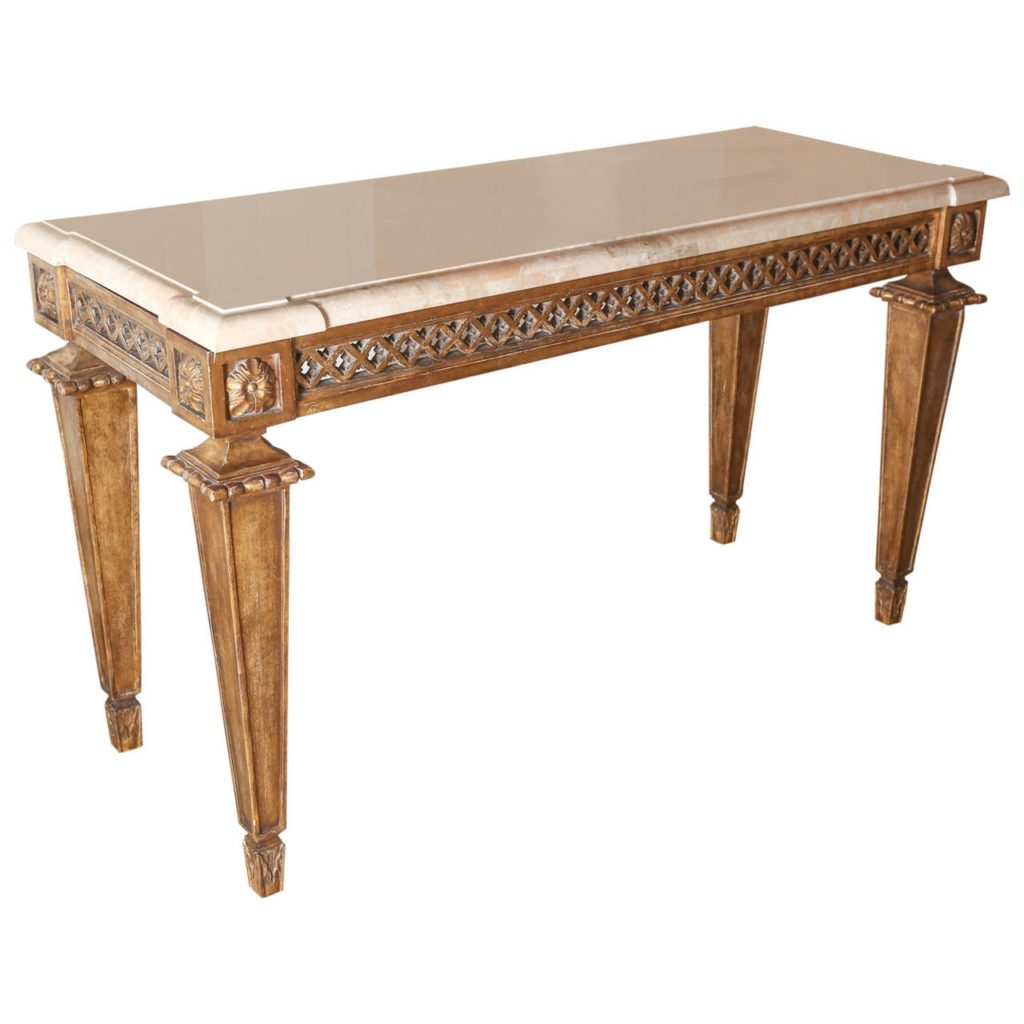 Florentine Sofa Table