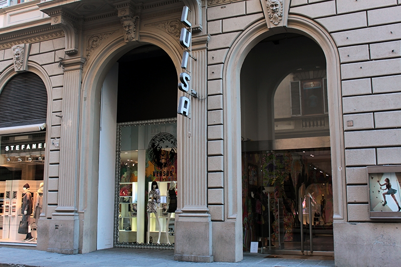 Fashion Shopping in Florence