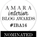 2016 Amara Interior Blog Awards
