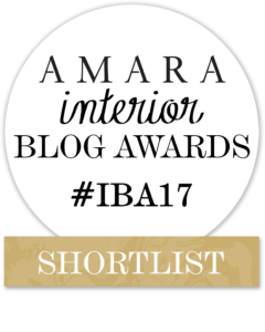 Amara Interior Blog Awards Shortlist