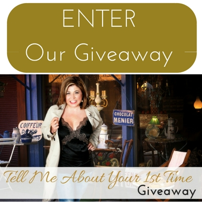 How to Enter Our 1st Time at the Paris Flea Market Giveaway