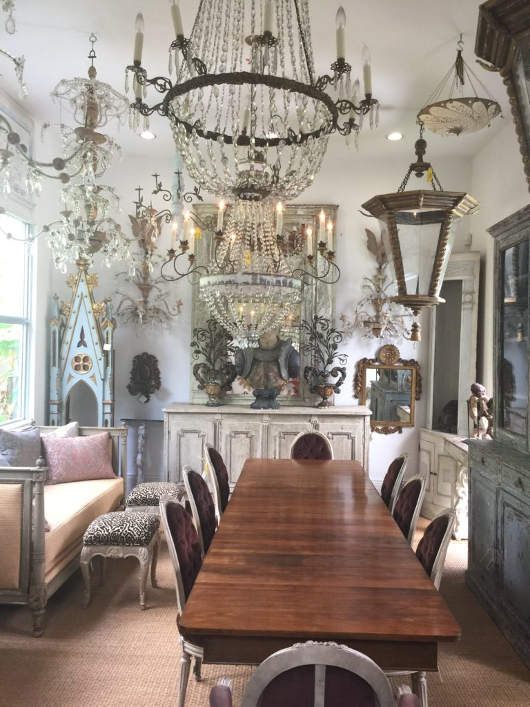 Karla Katz - Top Antique Shops In New Orleans With Toma Clark HainesThe