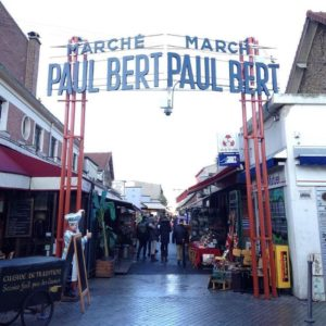 Offical Guides of the Paris Flea Market Paul Bert Serpette