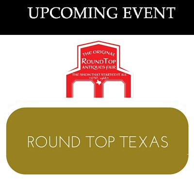 Round Top Texas - Upcoming Events for Toma Clark Haines The Antiques Diva