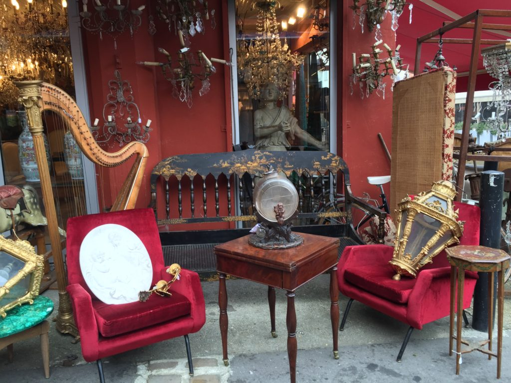 Toma Clark Haines Top 10 Tips for Shopping The Paris Flea Market