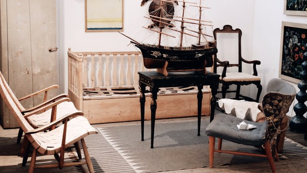 book an Antiques Diva Tour in conjunction with the Malmo Decorative Antiques Fair
