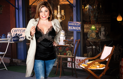 Antiques Diva Tell Me About Your 1st Time at the Paris Flea Market giveaway