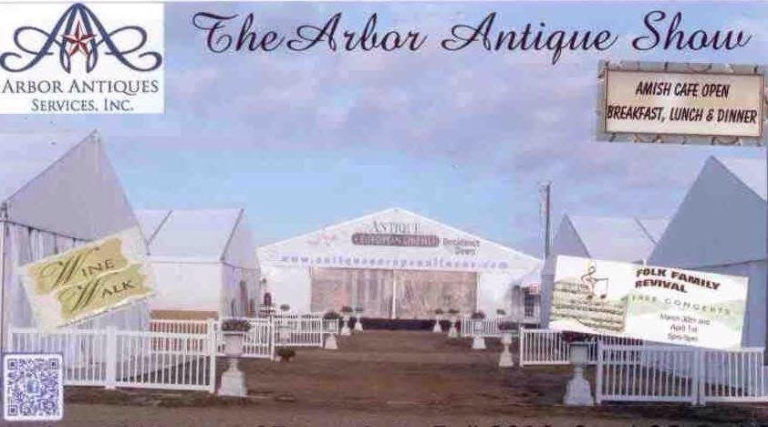 The Arbor International Antiques & Interior Design Show