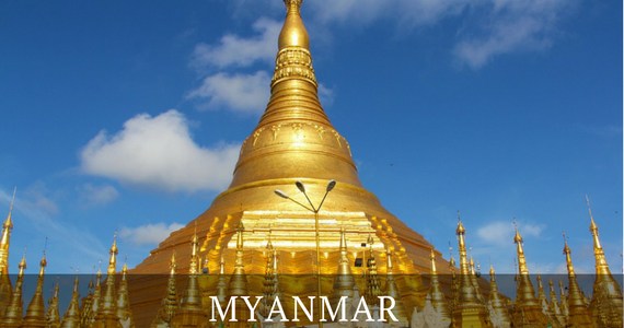 Shwedagon Pagoda Yangon (Rangoon) Myanmar (Burma) Antiques Buying Tours with The Antiques Diva & Co