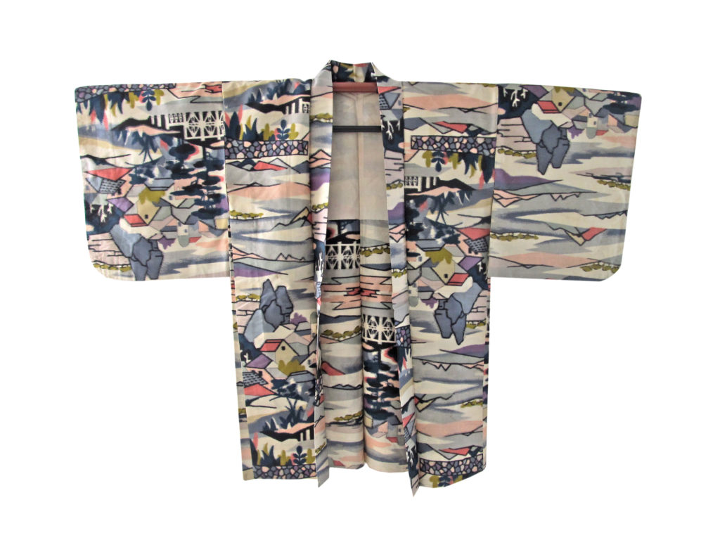 Haori Kimono-c1920s-240 at Alfies London