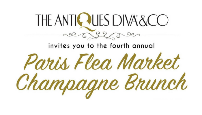 4th Annual Paris Flea Market Champagne Brunch