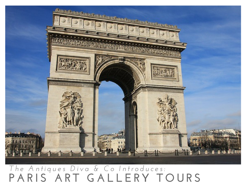 Introducing Antiques Diva Paris Art Gallery Tours