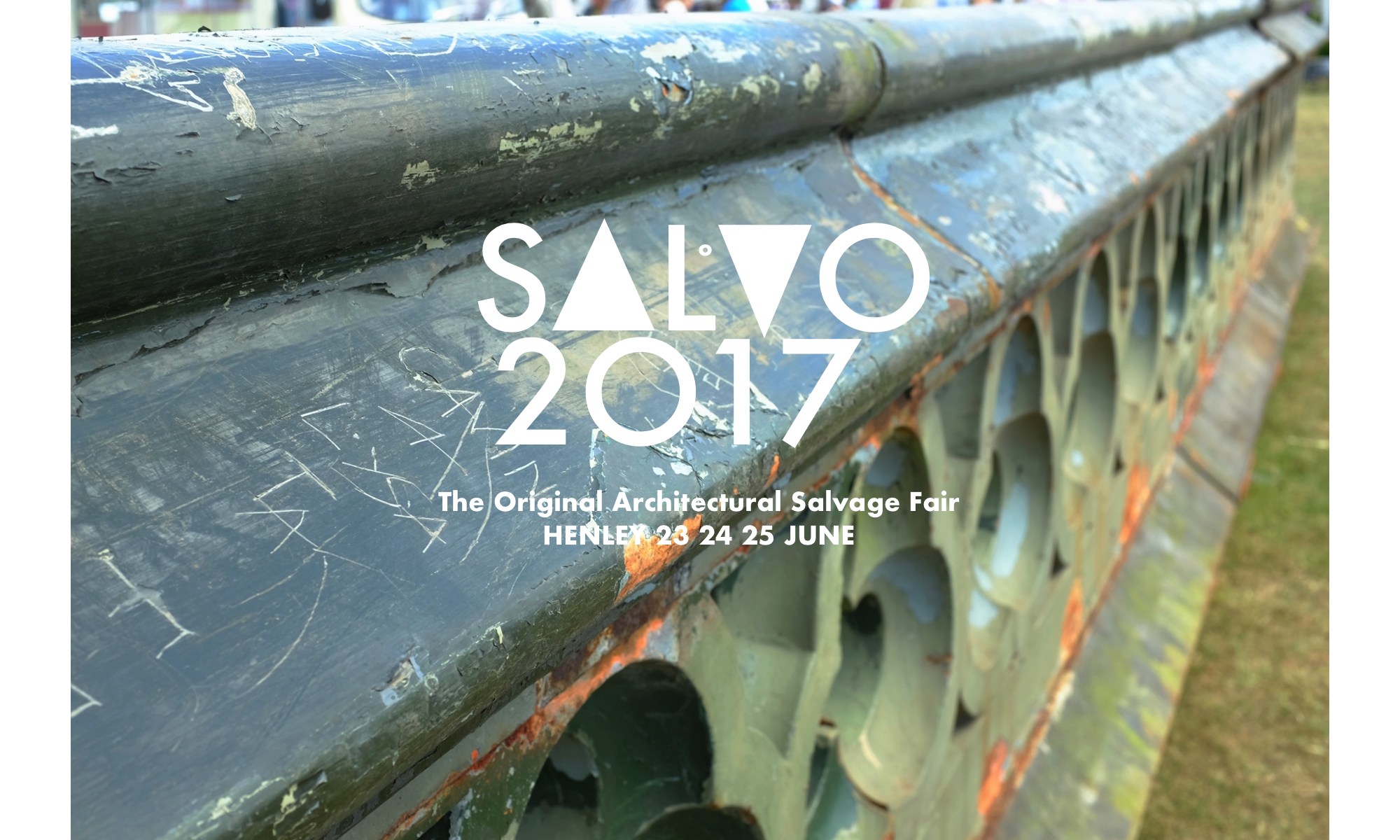 Salvo Fair 2017: Architectural Salvage Fair