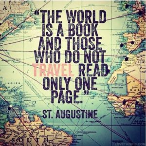 Announcing Antiques Diva US Antiques Tours: The world is a book and those who do not travel read only one page. ~ Saint Augustine.