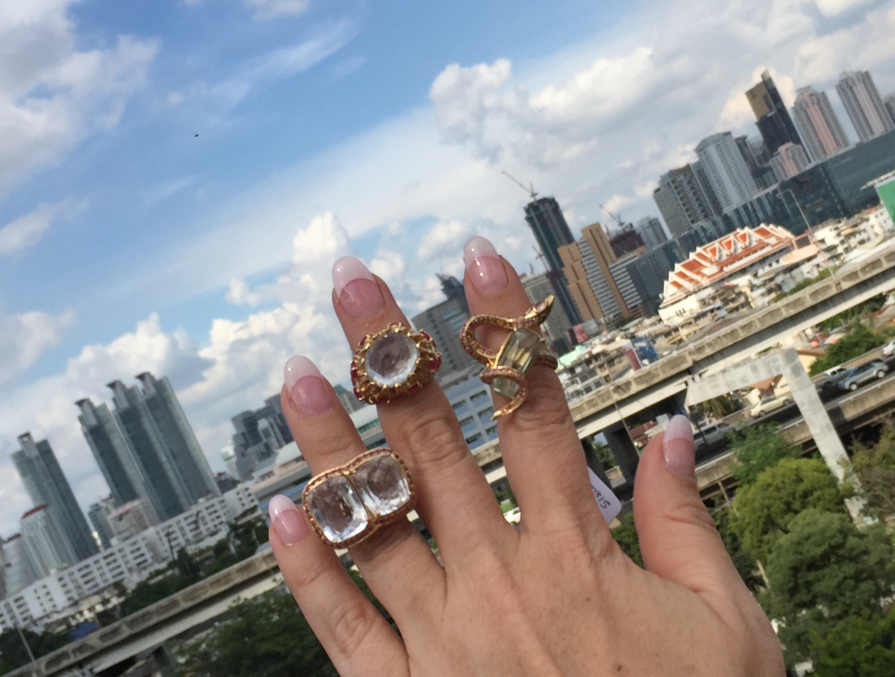 TCH Collection by Toma Clark Haines - bold jewelry for your inner diva