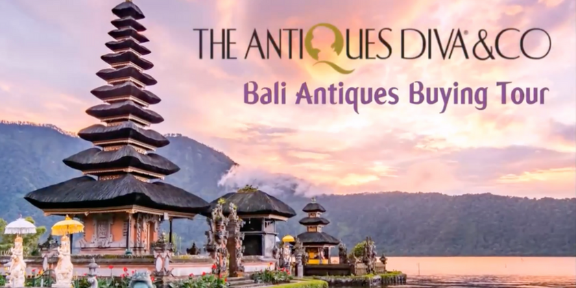 Bali Antiques Buying Tour (Video) | The Antiques Diva