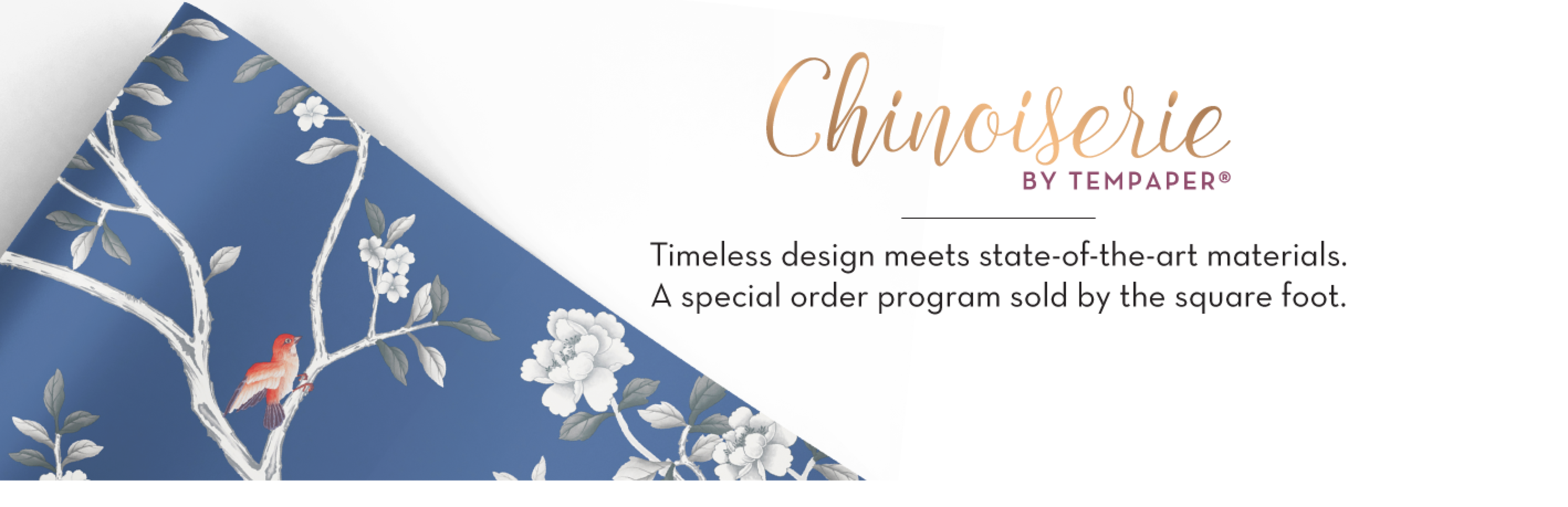 Chinoiserie by Tempaper