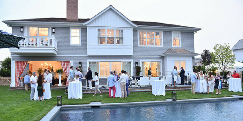 Hamptons Designer Showhouse | Outdoor Entertaining Diva Style- The Antiques Diva